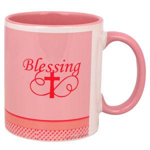 Christian dukaan mug- BLESSING