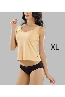 Premium quality Valentine Camisole Slip 5009, xl  105-110 cm , skin, 1 camisole slip