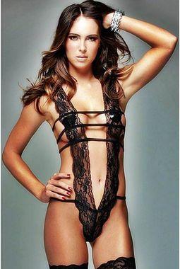 Vixen Teddy Lingerie - JKDLLC3185, black, free  30-36 bust  30-34 waist  30-36 hips , 1 dress