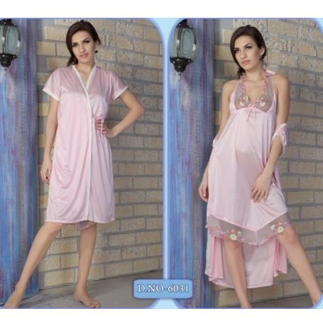 2 piece Honeymoon Exclusive nighty - women sleepwear - JKNHNS - 6031