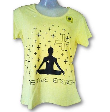 Branded Performax Designer Yoga T- Shirt