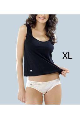 Premium quality Valentine Camisole Slip 5009, xl  105-110 cm , black, 1 camisole slip