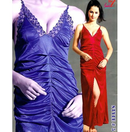 1 Piece flirt nighty - JKHNS-1P- Style 5, wine red love color, free  30-36 bust  30-34 waist  30-36 hips