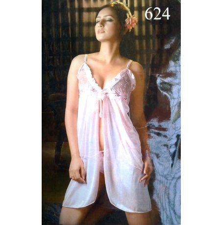 Full front open Love nighty - JK2PHOT001