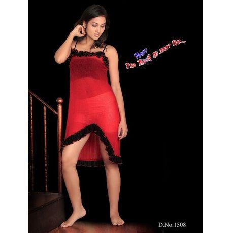 Babydoll nighty - women sleepwear - JKHNS - Short - 1508