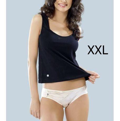 Premium quality Valentine Camisole Slip 5009, xl  105-110 cm , white, 1 camisole slip