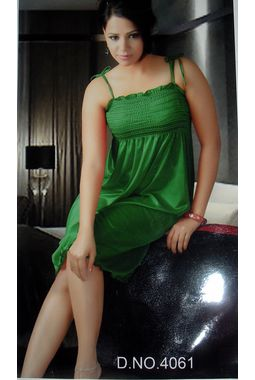 One piece babydoll - JKHNS-1P- 4061, green