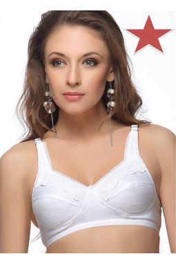 Premium Elegant Lace Bra- JKLOVBRA- BA1611, 36b