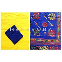 MEHEROBA DESIGNER DRESS MATERIAL - KUTCH COLLECTION - 105