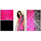 MEHEROBA DESIGNER DRESS MATERIAL - BANDHEJ COLLECTION - 109