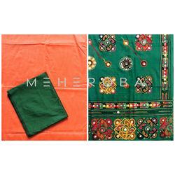 MEHEROBA DESIGNER DRESS MATERIAL - KUTCH COLLECTION - 104