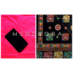 MEHEROBA DESIGNER DRESS MATERIAL - KUTCH COLLECTION - 109