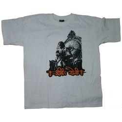 Shrimant Yogi- Marathi tshirts, xxl