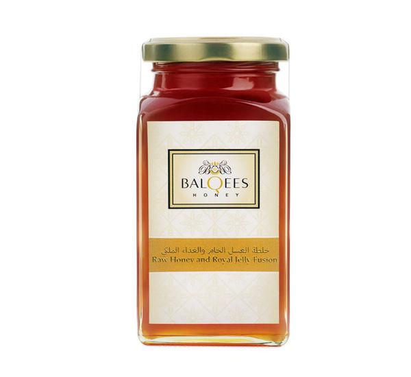 Raw Honey and Royal Jelly Fusion, 290 g