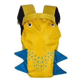 Aqua Bags - School Swim Pool Trip Bag (Yellow Blow Fish)