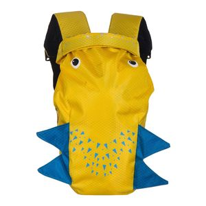 Aqua Bags - School Swim Pool Trip Bag (Yellow Blow Fish)