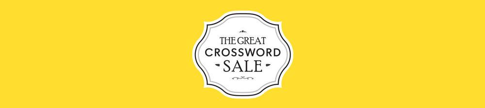 The Great Crossword Sale