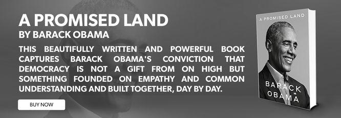 Prebook A Promised Land