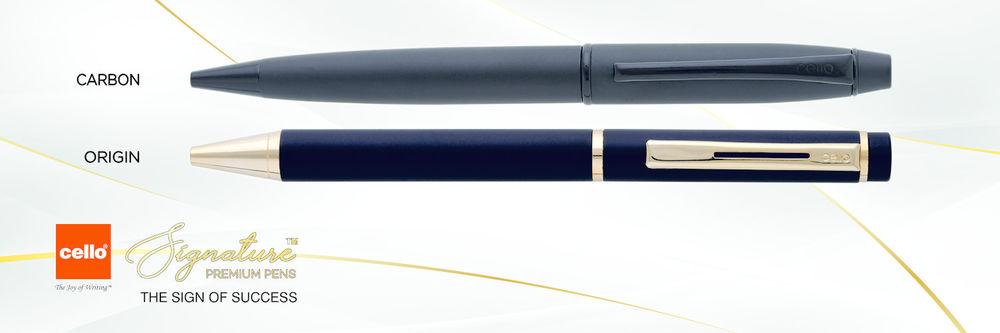 Cello Signature - Premium Pens
