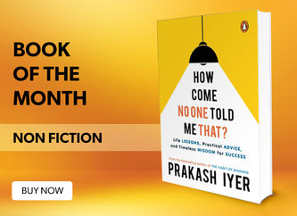 Book of the Month - Non Fiction
