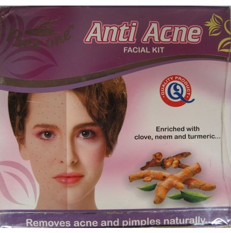 Beeone Anti Acne Facial Kit - JKCOS-BE-FK-AA-2501