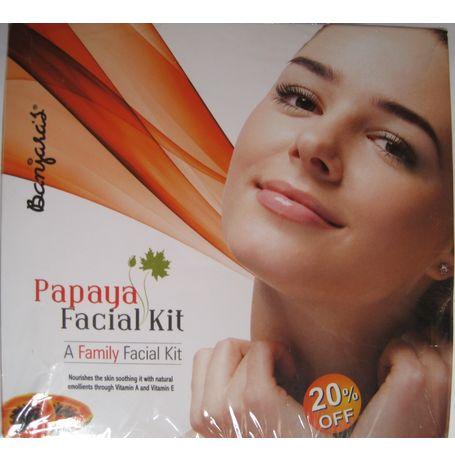 Banjaras Facial Kit Papaya - JKCOS-BJ-FK-PP-2300