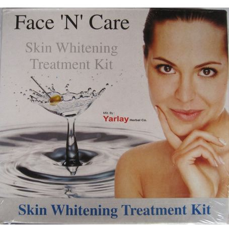 FaceNCare skin whitening Treatment Kit - JKCOS-FC-SKTK-2700