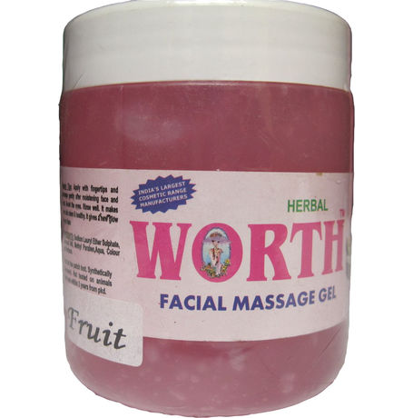 WorthHerbal-FacialMassageGel-Fruit - JKCOS-W-FMG-FRUIT-1502