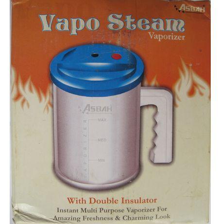 Asbah Vapo Steam Vaporizer - JKCOS-AS-VSV-2200