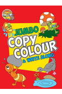 Jumbo Copy Colour & Write Along