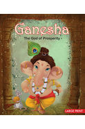 Large Print Ganesha The God Of Prosperity