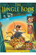 Illustrated Graphic Novels The Jungle Book