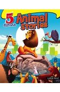 Large Print 5 Minute Animal Stories