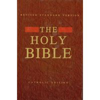 Holy Bible, The (RSV) (CE)