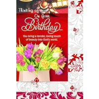 Thinking of You on Your Birthday 1
