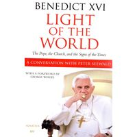Benedict XVI, Light of the World, The Pope, the Church, and the Signs of the Times