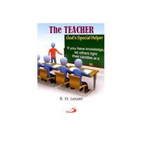 Teacher God's Special Helper