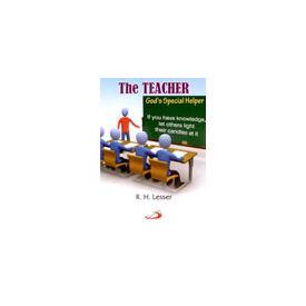 Teacher God s Special Helper