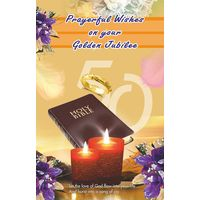 Prayerful Wishes on Your Golden Jubilee 1
