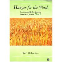 Hunger for the Word, Lectionary Reflection on Food & Justice Year A