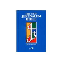 New Jerusalem Bible, The (Pocket Edition)