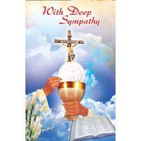 With Deep Sympathy