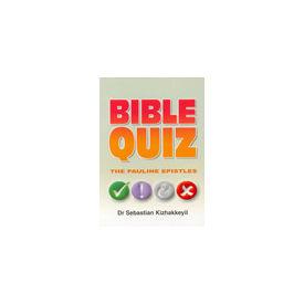 Bible Quiz: The Pauline Epistles