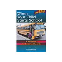 When Your Child Starts School