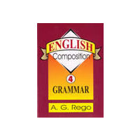 English Composition- Grammar (Volume 4)