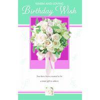 Warm And Loving Birthday Wish 2