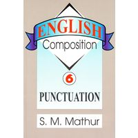 English Composition- Punctuation (Volume 6)