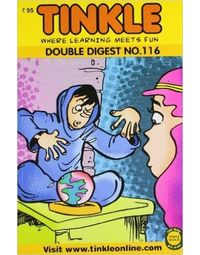Tinkle Double Digest No. 116