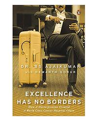 Excellence Has No Borders