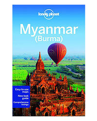 Lonely Planet Myanmar (Burma) Ravel Guide)